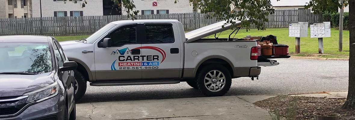 Heater Services and Repair by Carter Heating and Air